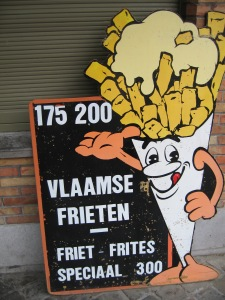 Dutch Fries!