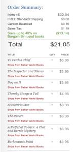 BWBooks Order 122915