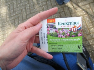 Holland Ke Keukenhof ticket