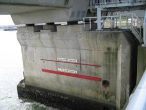 Holland NJ sea wall