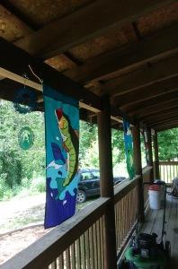 porch-flags