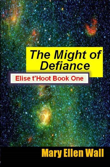 Might of Defiance eBook cover