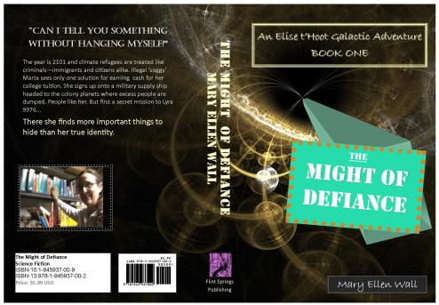 Might of Defiance Fractal Cover